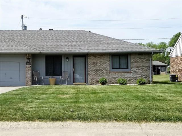 1810 Alhambra Drive, Anderson, IN 46013 (MLS #21567393) :: The Evelo Team