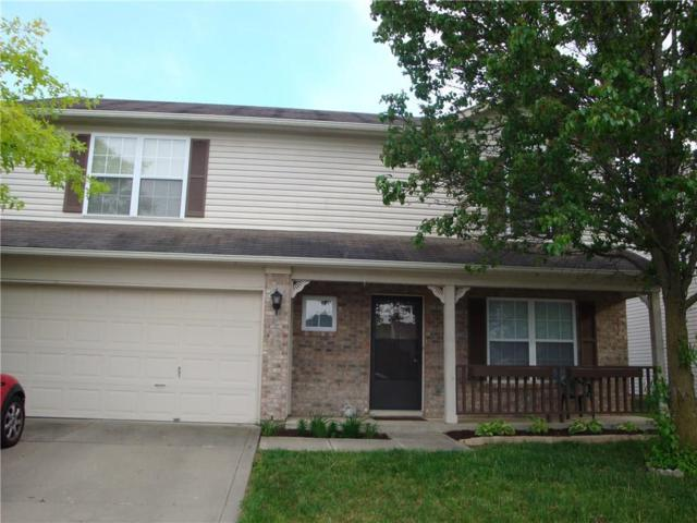9793 Trail Drive, Avon, IN 46123 (MLS #21567399) :: The Evelo Team