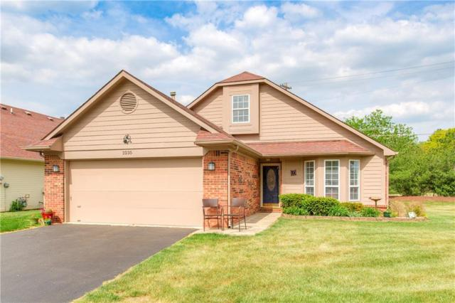 2235 Crystal Bay West Drive, Plainfield, IN 46168 (MLS #21567409) :: FC Tucker Company