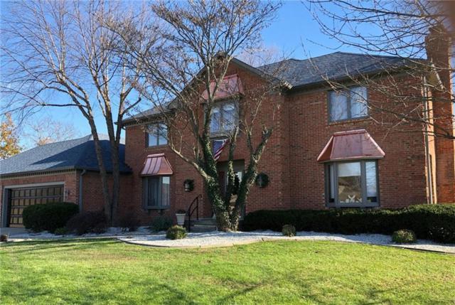 2177 Willow Lake Drive, Greenwood, IN 46143 (MLS #21567465) :: Indy Plus Realty Group- Keller Williams