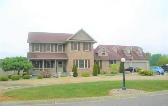 713 S Kieran Drive, Greensburg, IN 47240 (MLS #21567497) :: The ORR Home Selling Team