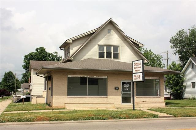 290 S Main Street, Martinsville, IN 46151 (MLS #21567506) :: The Evelo Team