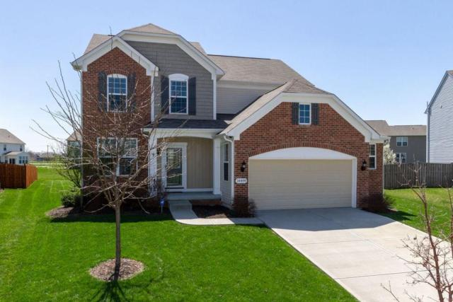 14499 Milton Road, Fishers, IN 46037 (MLS #21567510) :: The Evelo Team