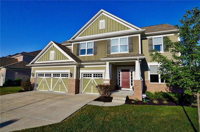 13146 Avalon Boulevard, Fishers, IN 46037 (MLS #21567538) :: The Evelo Team