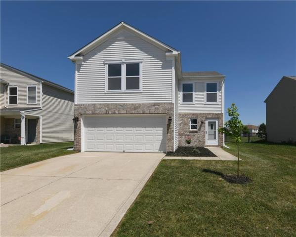 7958 States Bend Drive, Indianapolis, IN 46239 (MLS #21567564) :: The Evelo Team