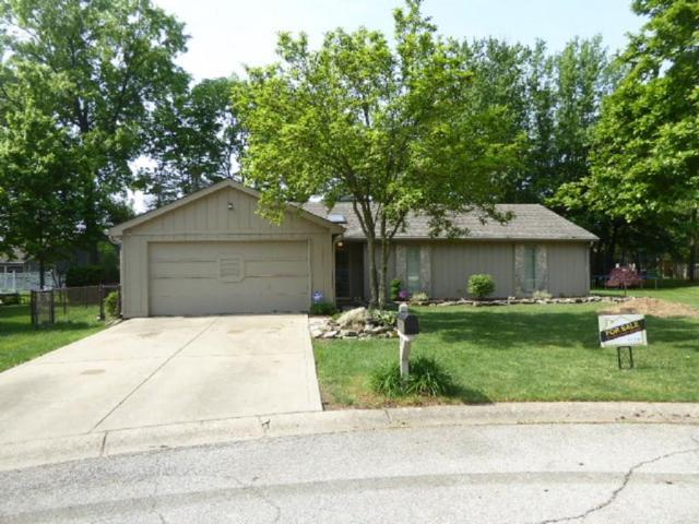 7825 Shrike Court, Indianapolis, IN 46256 (MLS #21567574) :: RE/MAX Ability Plus