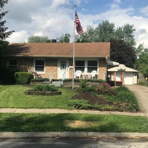 5123 N Hartman Drive, Lawrence, IN 46226 (MLS #21567640) :: The Evelo Team