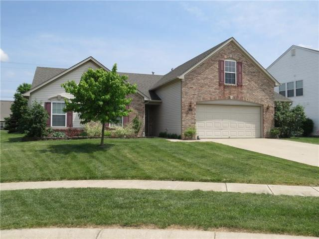 4033 S Stonebridge Court, New Palestine, IN 46163 (MLS #21567641) :: Indy Plus Realty Group- Keller Williams