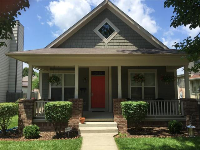 2616 Central Avenue, Indianapolis, IN 46205 (MLS #21567672) :: The ORR Home Selling Team