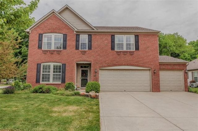 11084 Litchfield Place, Fishers, IN 46038 (MLS #21567708) :: The Evelo Team