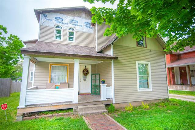 507 Central Avenue, Anderson, IN 46012 (MLS #21567714) :: The Evelo Team
