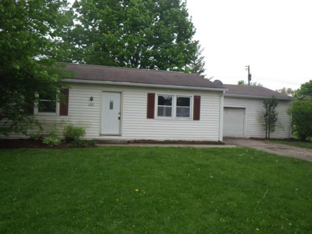 304 E Church Street, Farmland, IN 47340 (MLS #21567734) :: The ORR Home Selling Team