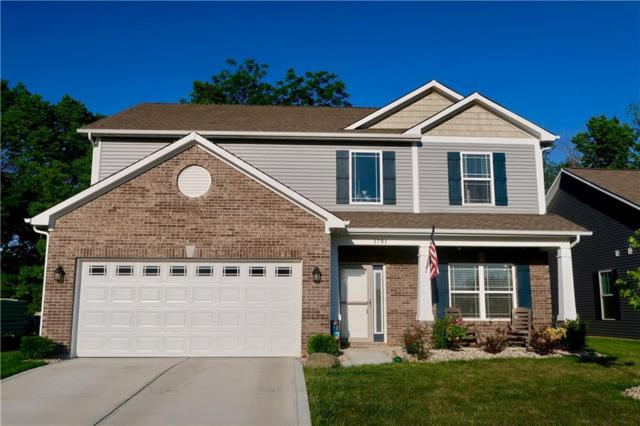 1701 Wedgewood Place, Avon, IN 46123 (MLS #21567755) :: Mike Price Realty Team - RE/MAX Centerstone