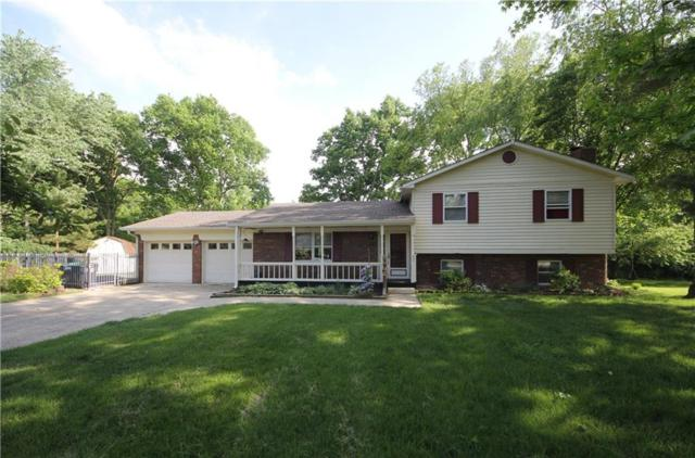 1617 Orchard Hill Lane, Greenwood, IN 46142 (MLS #21567843) :: The Evelo Team