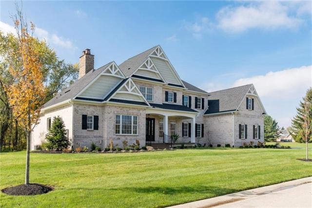 6900 Oldfields Lane, Zionsville, IN 46077 (MLS #21567905) :: Mike Price Realty Team - RE/MAX Centerstone