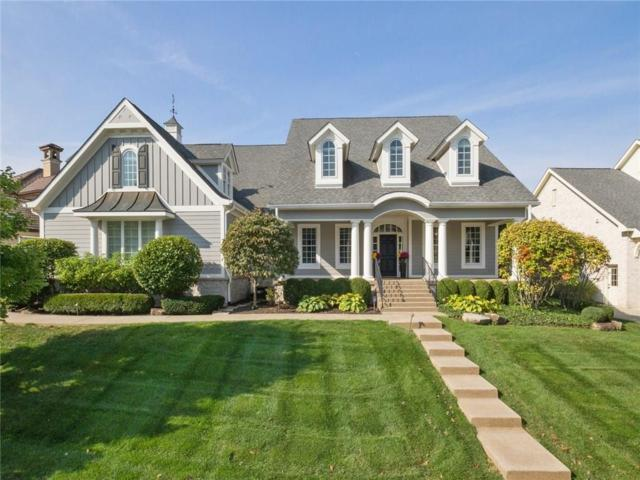 15716 Bridgewater Club Boulevard, Carmel, IN 46033 (MLS #21567916) :: Indy Scene Real Estate Team
