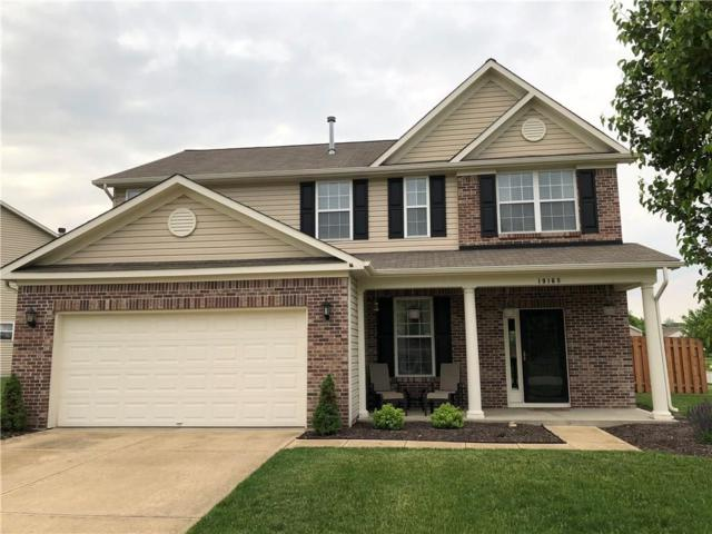 19168 Outer Bank Road, Noblesville, IN 46062 (MLS #21567921) :: The Evelo Team