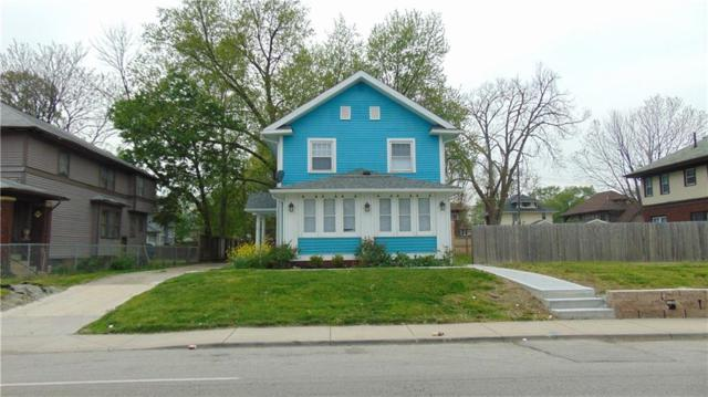 3236 Central Avenue, Indianapolis, IN 46205 (MLS #21567925) :: FC Tucker Company