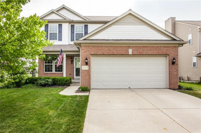 12849 Bristow Lane, Fishers, IN 46037 (MLS #21567951) :: Indy Plus Realty Group- Keller Williams