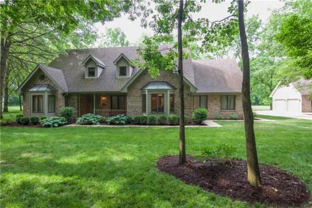 4355 N State Road 9, Greenfield, IN 46140 (MLS #21567957) :: The ORR Home Selling Team
