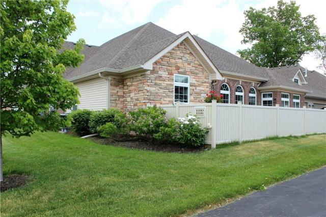 11181 Red Fox Run, Fishers, IN 46038 (MLS #21567962) :: Indy Scene Real Estate Team