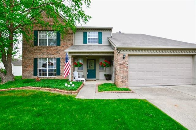 1424 Sweet Gum Drive S, Brownsburg, IN 46112 (MLS #21567971) :: Mike Price Realty Team - RE/MAX Centerstone