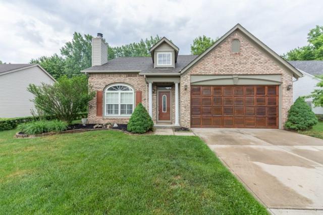 3427 Pineleigh Way, Greenwood, IN 46143 (MLS #21567986) :: Indy Plus Realty Group- Keller Williams