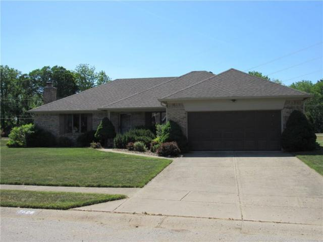 7628 N Quail Ridge Drive, Plainfield, IN 46168 (MLS #21567987) :: Mike Price Realty Team - RE/MAX Centerstone