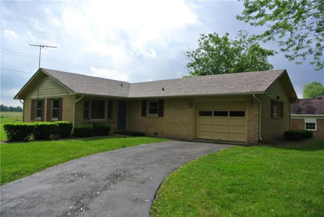 1526 Sherwood Drive, Anderson, IN 46012 (MLS #21568006) :: The ORR Home Selling Team