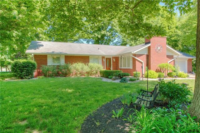 1435 Stanley Road, Plainfield, IN 46168 (MLS #21568013) :: Mike Price Realty Team - RE/MAX Centerstone