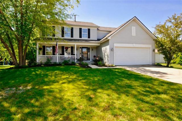 6429 Woodhaven Court, Avon, IN 46123 (MLS #21568014) :: The ORR Home Selling Team