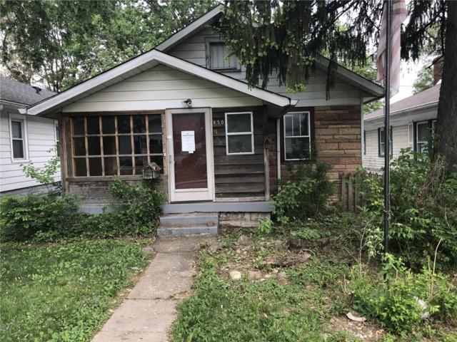 950 N Drexel Avenue, Indianapolis, IN 46201 (MLS #21568017) :: Indy Scene Real Estate Team