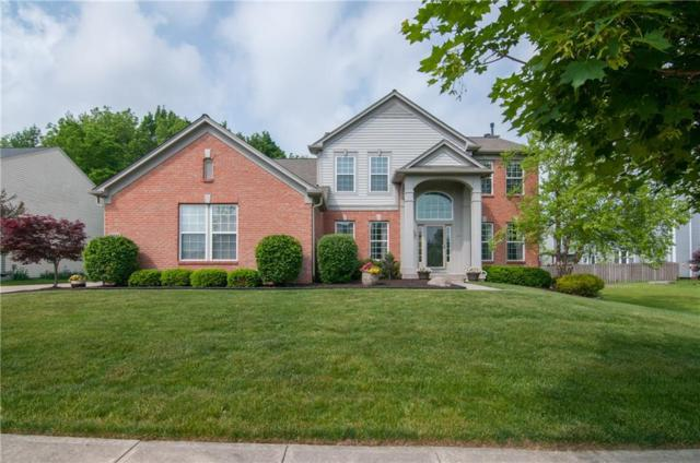 19055 Edwards Grove Drive, Noblesville, IN 46062 (MLS #21568024) :: The Evelo Team