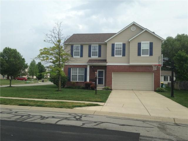 12252 Carriage Stone Drive, Fishers, IN 46038 (MLS #21568030) :: Indy Plus Realty Group- Keller Williams