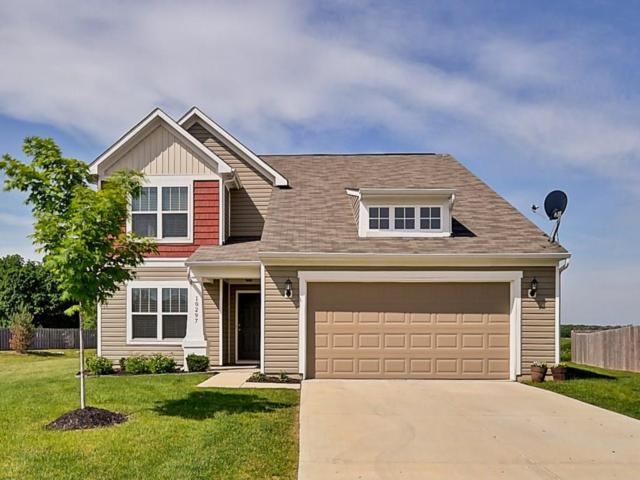 10297 Serviceberry Drive, Indianapolis, IN 46234 (MLS #21568032) :: The Evelo Team