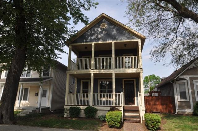 821 N Camp Street, Indianapolis, IN 46202 (MLS #21568056) :: FC Tucker Company