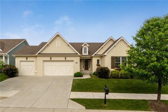 16180 Kinsale Drive, Westfield, IN 46062 (MLS #21568083) :: Indy Scene Real Estate Team