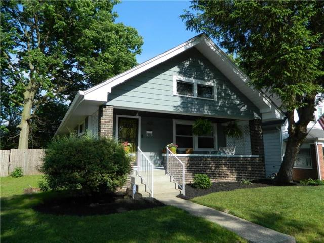 4015 Graceland Avenue, Indianapolis, IN 46208 (MLS #21568121) :: Indy Plus Realty Group- Keller Williams