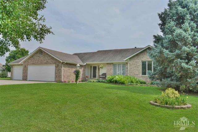 12581 W Cimzar Trail, Albany, IN 47320 (MLS #21568124) :: The ORR Home Selling Team