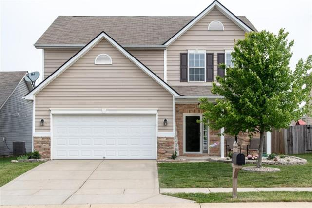 12596 Wolf Run Road, Noblesville, IN 46060 (MLS #21568130) :: The Evelo Team