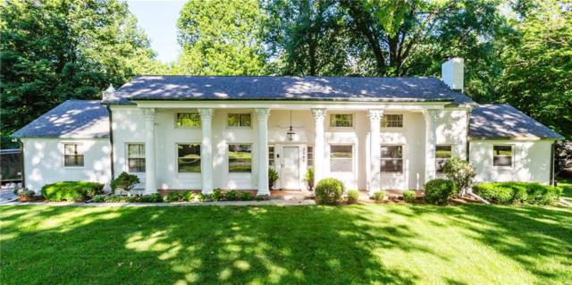 3560 Kessler Blvd North Drive, Indianapolis, IN 46222 (MLS #21568136) :: Indy Scene Real Estate Team
