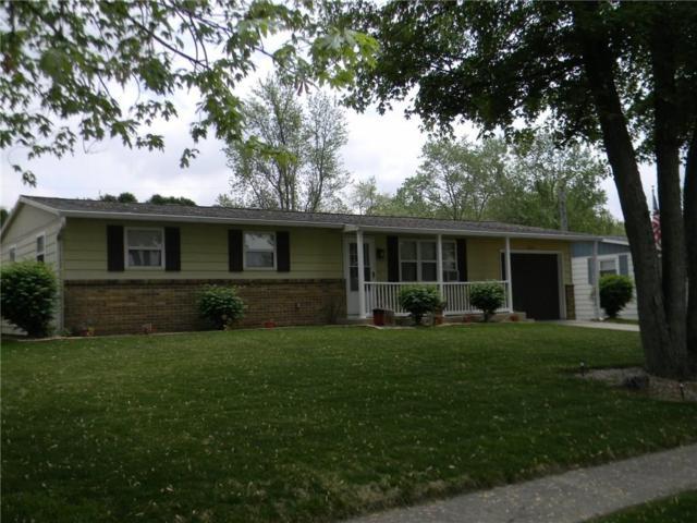 3200 S Walnut Street, Yorktown, IN 47396 (MLS #21568139) :: The ORR Home Selling Team