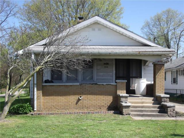 3836 W Washington Street, Indianapolis, IN 46241 (MLS #21568141) :: Mike Price Realty Team - RE/MAX Centerstone