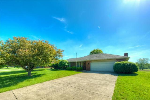 2338 Windmire Way, Anderson, IN 46012 (MLS #21568144) :: The ORR Home Selling Team