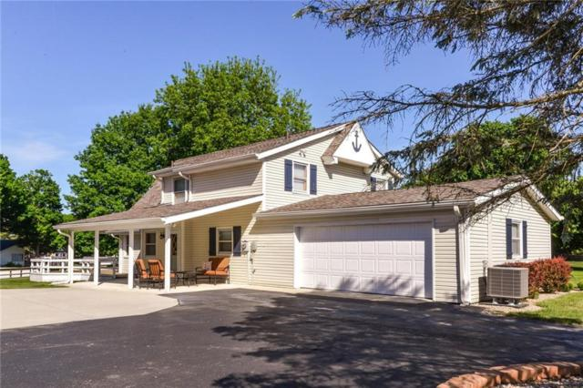 228 Mill Springs, Coatesville, IN 46121 (MLS #21568196) :: The ORR Home Selling Team