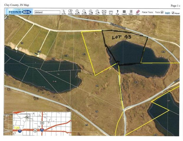 00 Private Road 440 N Lot 43, Brazil, IN 47834 (MLS #21568221) :: Richwine Elite Group