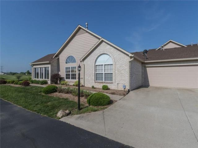 11343 Winding Wood Court Bdg 11/Unit 42, Indianapolis, IN 46235 (MLS #21568256) :: Indy Scene Real Estate Team