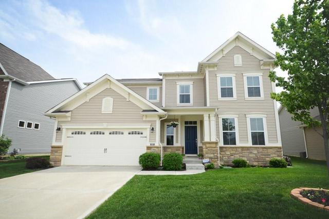 6161 Eagle Lake Drive, Zionsville, IN 46077 (MLS #21568267) :: Indy Scene Real Estate Team