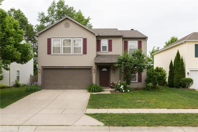 9241 Amberleigh Drive, Plainfield, IN 46168 (MLS #21568306) :: Mike Price Realty Team - RE/MAX Centerstone