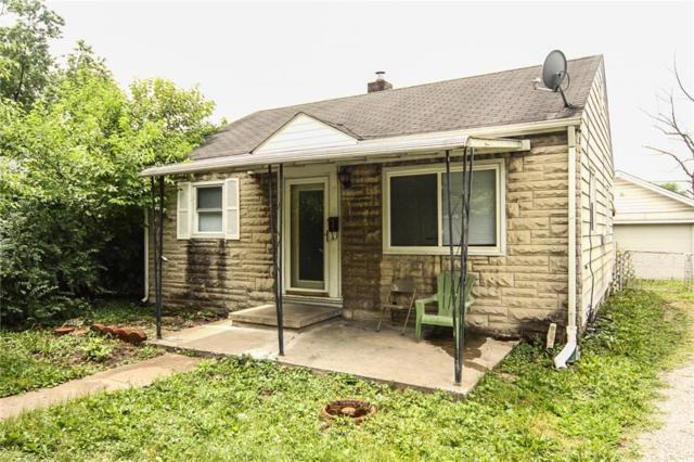 630 S Butler Avenue, Indianapolis, IN 46219 (MLS #21568324) :: Mike Price Realty Team - RE/MAX Centerstone